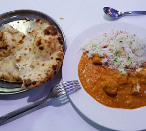 Indian Curry in Worcester